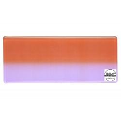 Transparent Orange et Violet - 0026TR