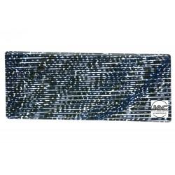 Damier Bleu et Noir - 0009DA