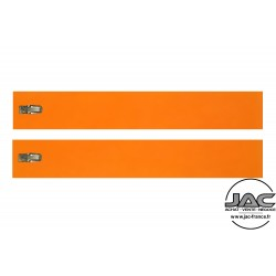 Transparent Orange - 0036TR