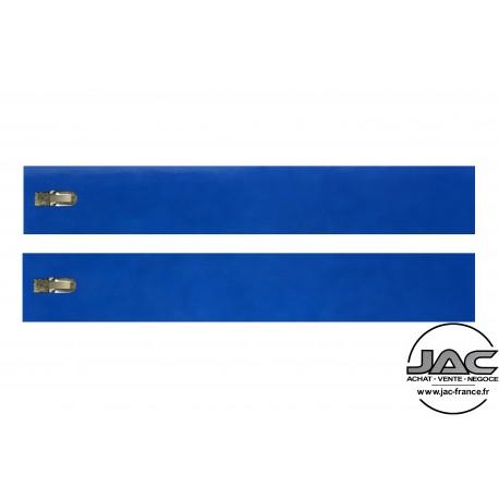 Transparent Bleu - 0038TR
