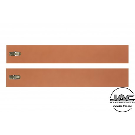 Transparent Saumon - 0040TR