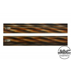 Branches Transparent Marron - 0048TRB
