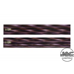 Branches Transparent Violet - 0049TRB