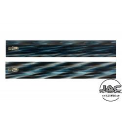 Branches Transparent Bleu - 0051TRB