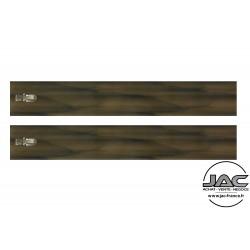 Dégradé transparent Noir - 0009DE