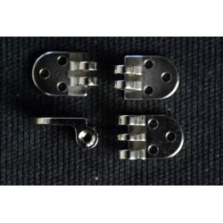 Riveting Hinges (pack 6)