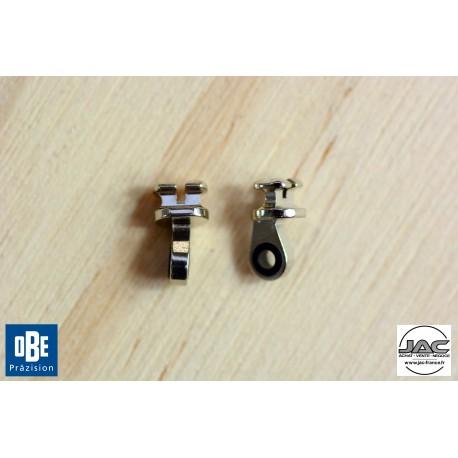 Charnières à incruster C9 - OBE