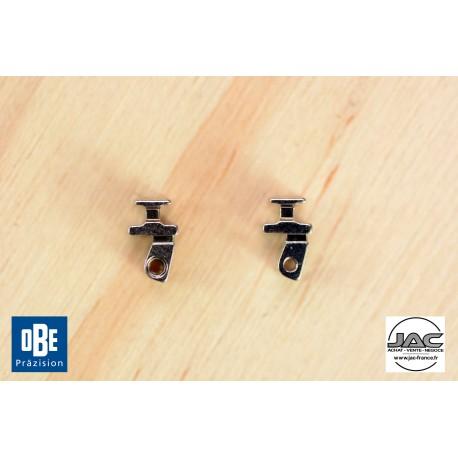 Charnière de face pour montage bois / corne - OBE