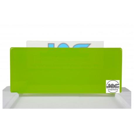 Transparent Vert - 0033TR