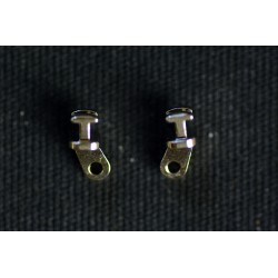 Inlay Hinges C9 5,0mm / 5° (pack 1-4) + Screws