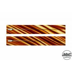 Branches Ecaille Marron - 0090ECB