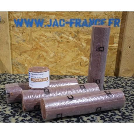 Pâte à polir abrasive Cupral SP3.