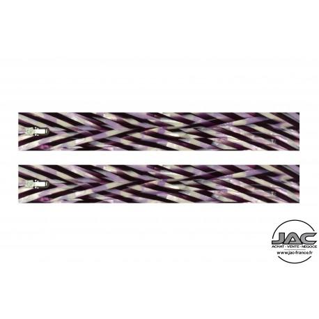 Rayures Violet - 0023RATR