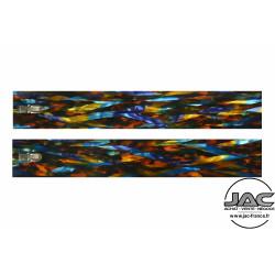 Rayures Bleues - 0004RA