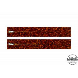 Ecaille Orange - 0097EC