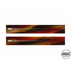 Transparent Orange - 0080TR