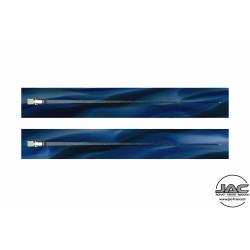 Branches Transparent Bleu - 0079TRB