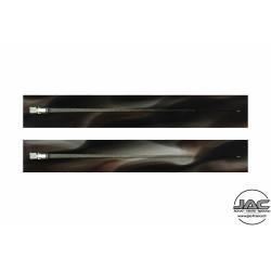 Transparent Noir - 0078TR