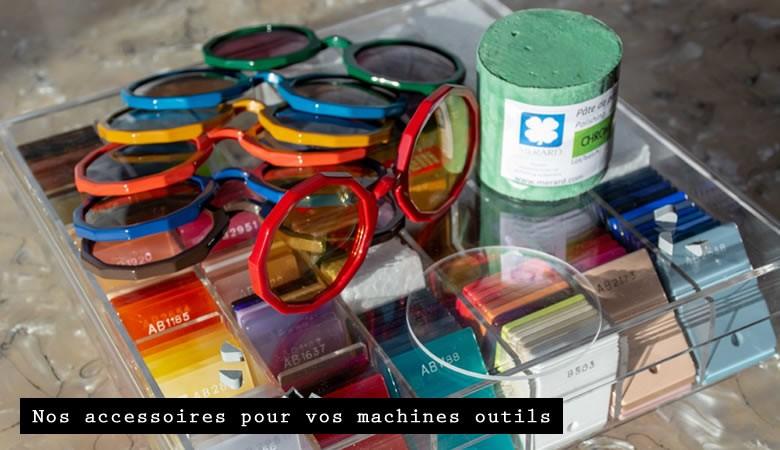 Nos accessoires pour vos machines outils